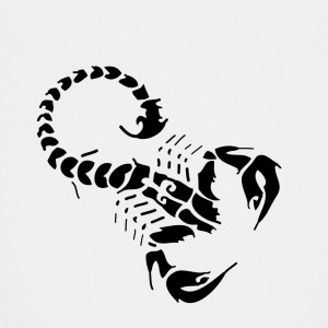 Scorpion black - Toddler Premium T-Shirt