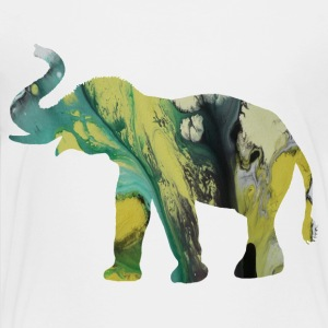 Elephant - Toddler Premium T-Shirt