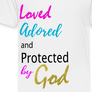 By God 2 - Toddler Premium T-Shirt