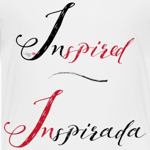 Inspired_Inspirada - Toddler Premium T-Shirt