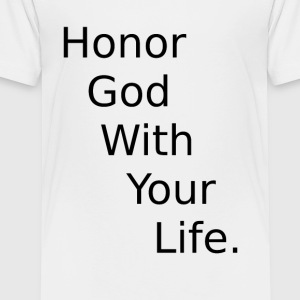 HOnor - Toddler Premium T-Shirt