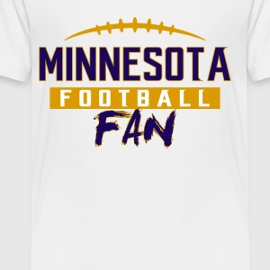 Minnesota Football Fan - Toddler Premium T-Shirt