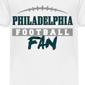 Philadelphia Football Fan - Toddler Premium T-Shirt