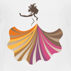 Festival dancer - Toddler Premium T-Shirt