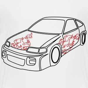 Sportcar - Toddler Premium T-Shirt