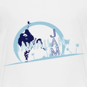 Jawaiian Jam - Toddler Premium T-Shirt