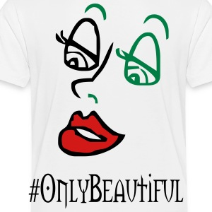 only beautiful - Toddler Premium T-Shirt