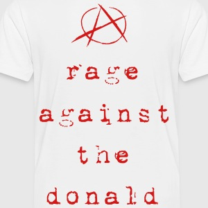 rage against the donald - Toddler Premium T-Shirt