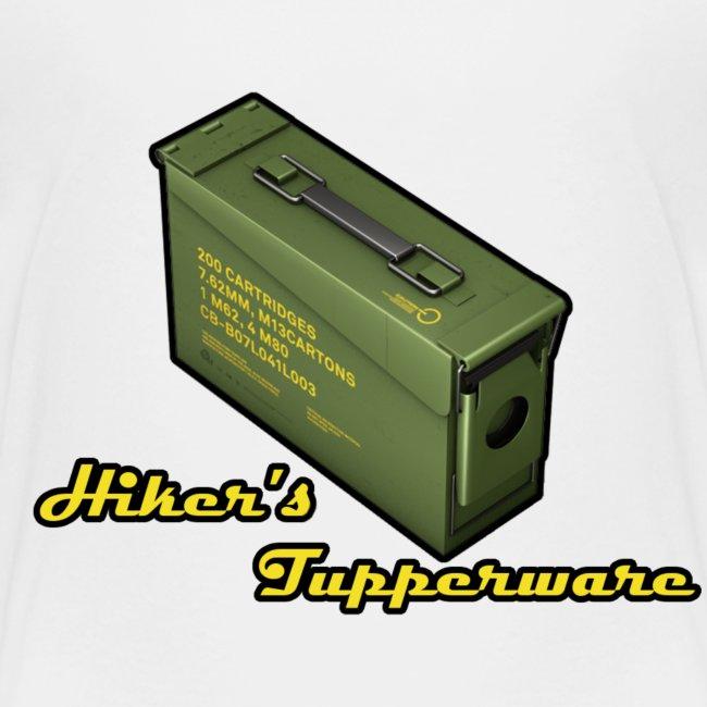 Hiker s Tupperware