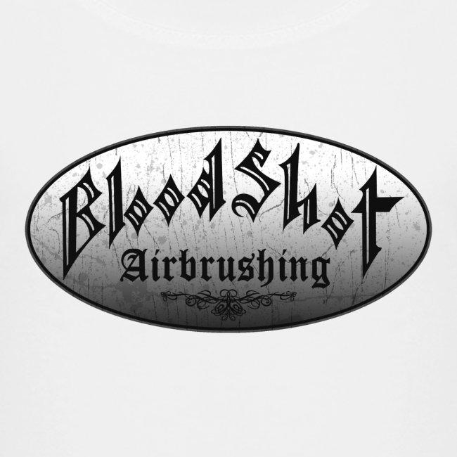 BloodShot Logo Black/White