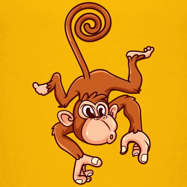 Cheeky Monkey