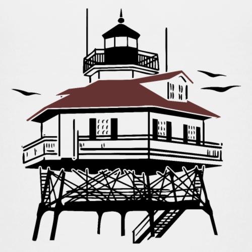 Lighthouse Drawing Illustration - Toddler Premium T-Shirt
