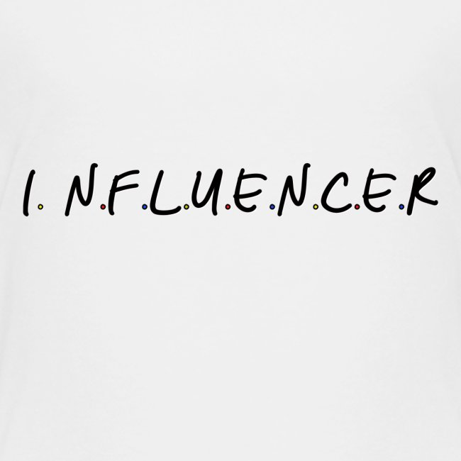 Influencer Friends Inspired Tee