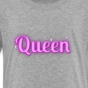 Queen - Pink Magic Sparkles Design - Toddler Premium T-Shirt