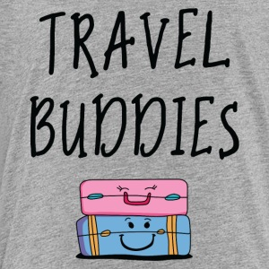 Travel Buddies - Toddler Premium T-Shirt