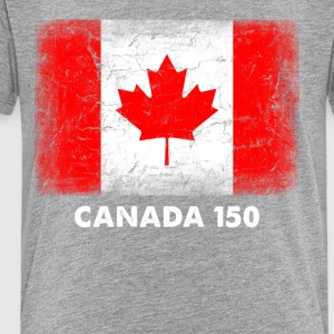 Celebrate CANADA 150! - Toddler Premium T-Shirt