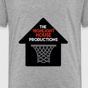 Legendary Highlight House Merch - Toddler Premium T-Shirt