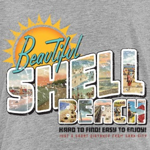 Shell Beach - Toddler Premium T-Shirt