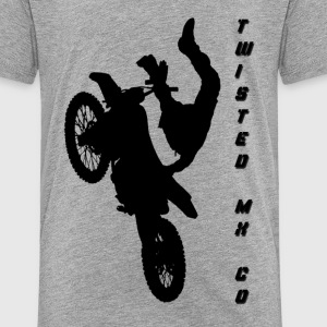 twisted bike - Toddler Premium T-Shirt