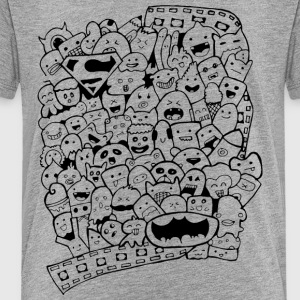 doodleart-sketch - Toddler Premium T-Shirt