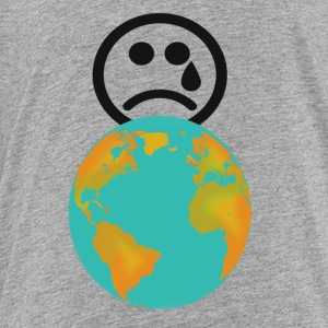 save the earth - Toddler Premium T-Shirt