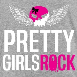 PRETTY GIRLS ROCK - Toddler Premium T-Shirt