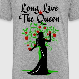 Long Live The Queen! - Toddler Premium T-Shirt