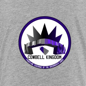 Cowbell Kingdom Logo Clothing - Toddler Premium T-Shirt