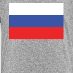 Flag of Russia Cool Russian Flag - Toddler Premium T-Shirt