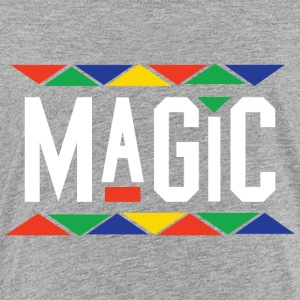 Magic - Tribal Design (White Letters) - Toddler Premium T-Shirt