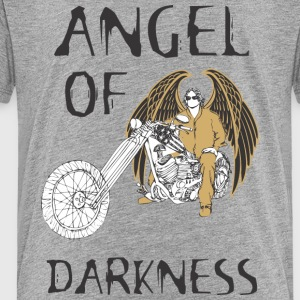 ANGEL OF DARKNESS - Toddler Premium T-Shirt