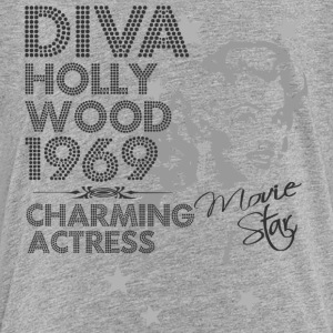 Hollywood actress - Toddler Premium T-Shirt