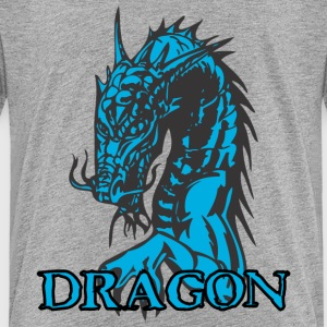 agry_looking_dragon - Toddler Premium T-Shirt