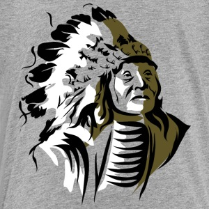 old_indian_chief - Toddler Premium T-Shirt
