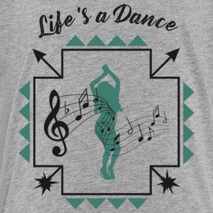Live's a Dance - Toddler Premium T-Shirt