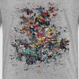 Colour Splash - Toddler Premium T-Shirt