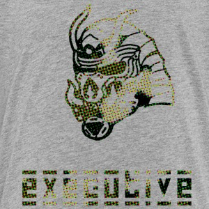 camo_exec - Toddler Premium T-Shirt