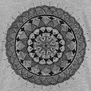 mandala art - the new art - Toddler Premium T-Shirt