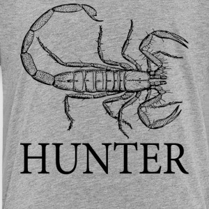 Scorpion Hunter - Toddler Premium T-Shirt