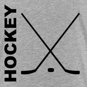 Hockey Sticks - Toddler Premium T-Shirt