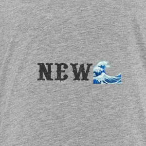 New Wave - Toddler Premium T-Shirt