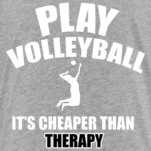 volleyball designs - Toddler Premium T-Shirt
