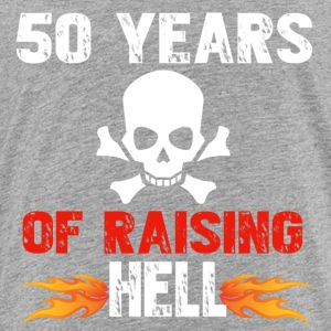 50 years birthday designs - Toddler Premium T-Shirt