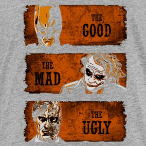 The Good and Ugly Picture - Toddler Premium T-Shirt