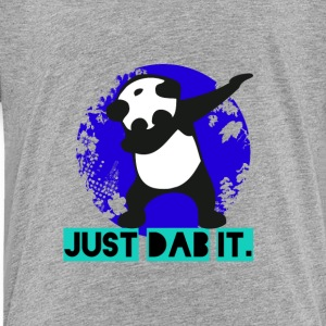 DAB panda dabbing football touchdown mooving dance - Toddler Premium T-Shirt