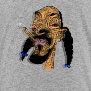 Trippy Snoop Dogggg - Toddler Premium T-Shirt