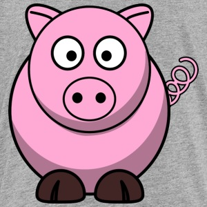 Funny Pig - Toddler Premium T-Shirt