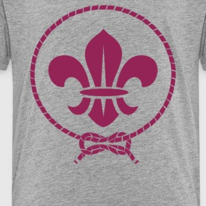 World scout movement - Toddler Premium T-Shirt