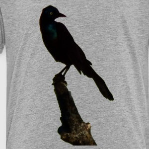 Black Bird - Toddler Premium T-Shirt