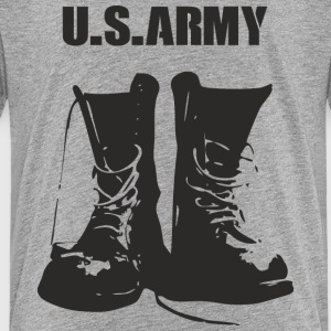 US ARMY feel like a soldier for daily challengue - Toddler Premium T-Shirt